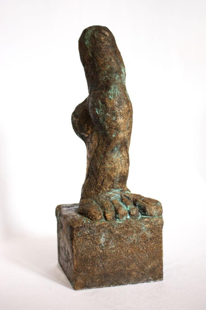sculpture by Francois van Liefland